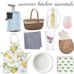 Summer Kitchen Essentials