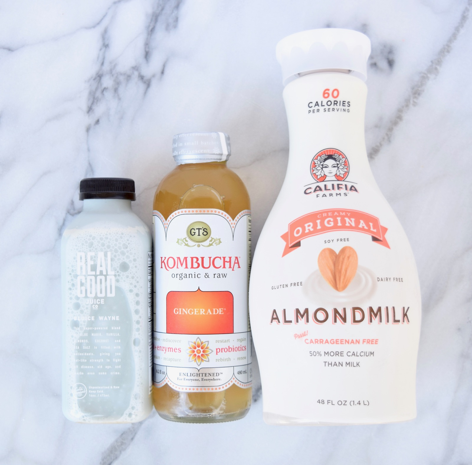 Drinks to buy at the grocery store
