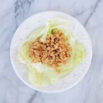 Healthy Gorchujeng Glaze Turkey Lettuce Wraps Recipe
