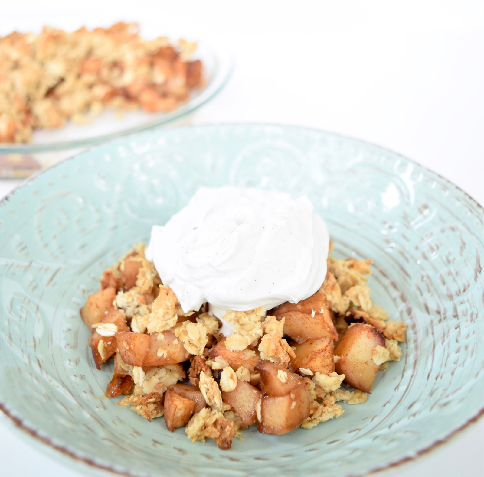 healthy whipped cream recipe