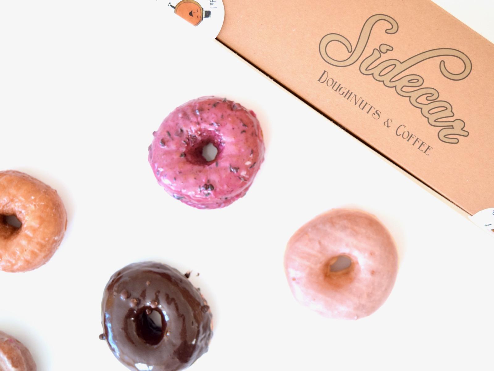 Sidecar Doughnuts Los Angeles