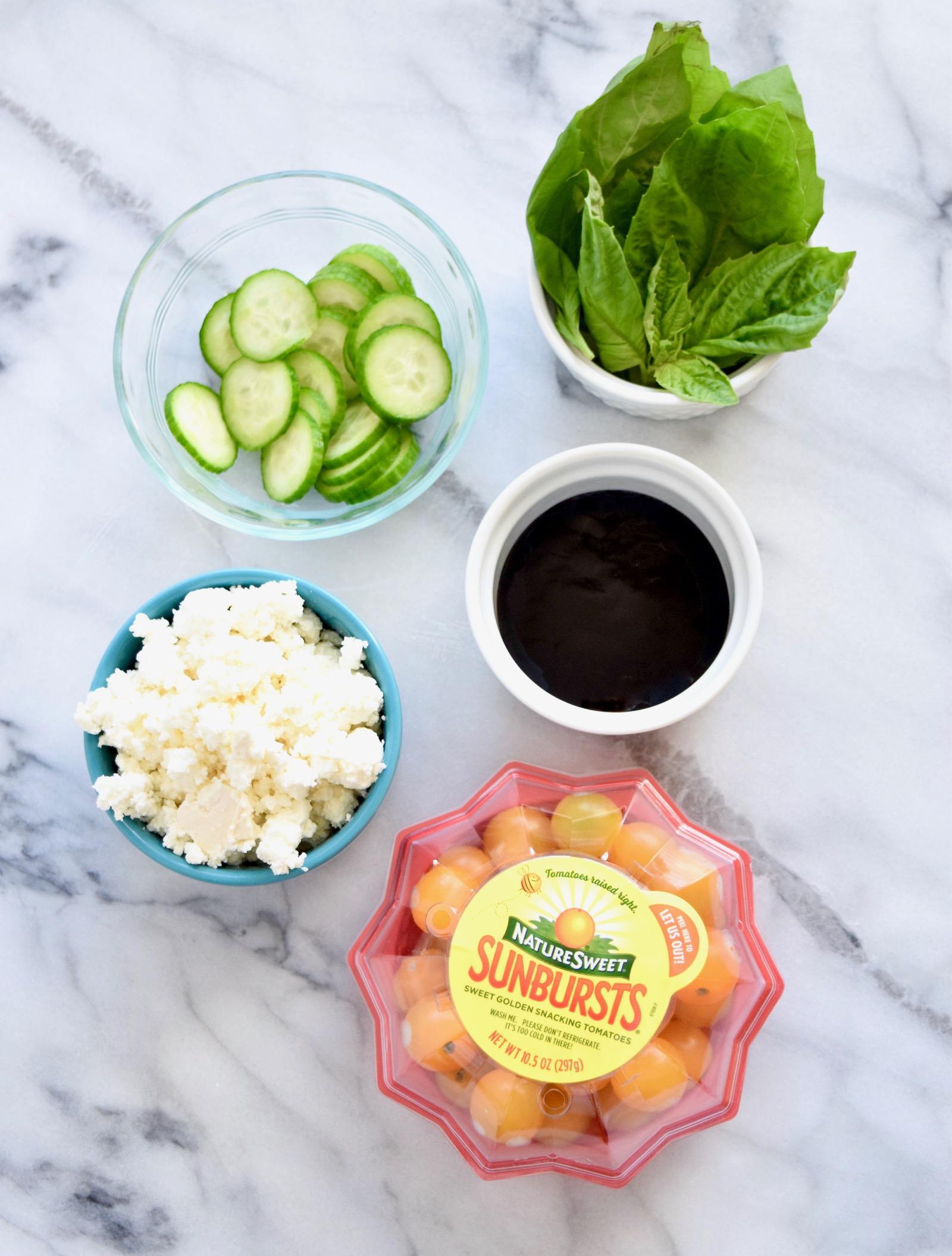 1 step simple salad recipe
