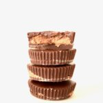 Homemade Healthy Chocolate Almond Butter Cups