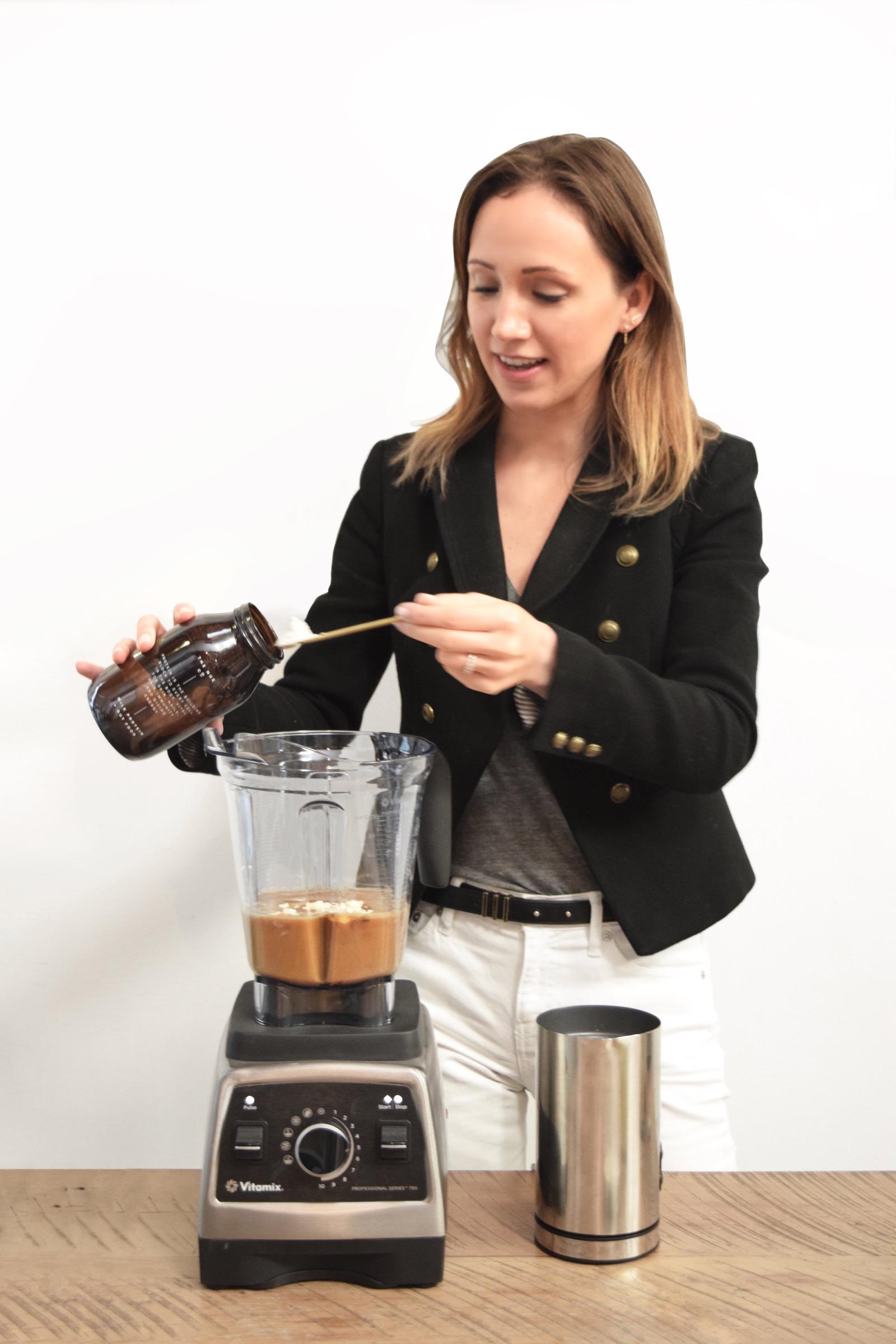 The Chalkboard Magazine Interview Superfood Latte