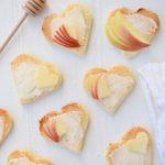 Apple, Brie, Honey Bites Recipe