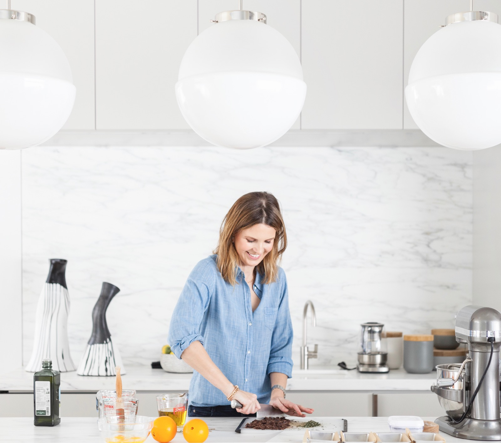 In The Kitchen With Candace Nelson of Sprinkles Cupcakes