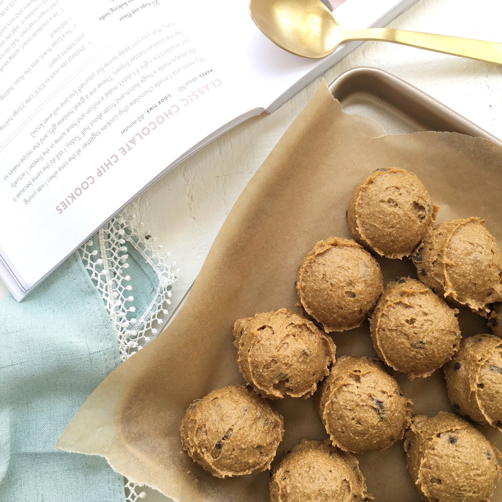 Kristin Cavallari's Grain Free Chocolate Chip Cookie Recipe