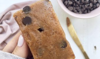Copycat Chocolate Chip Peanut Butter Perfect Bar Recipe