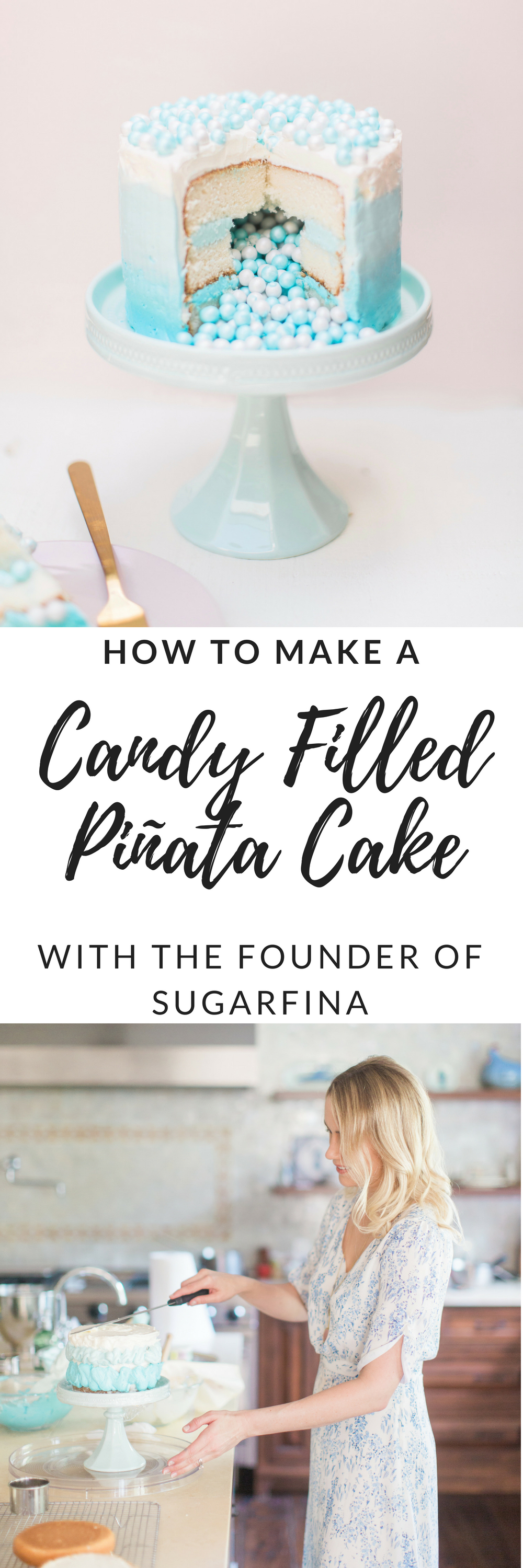 Sugarfina Secret Recipe Candy Filled Cake