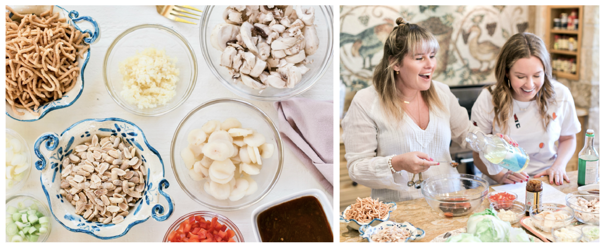 In The Kitchen With Blushington Founder