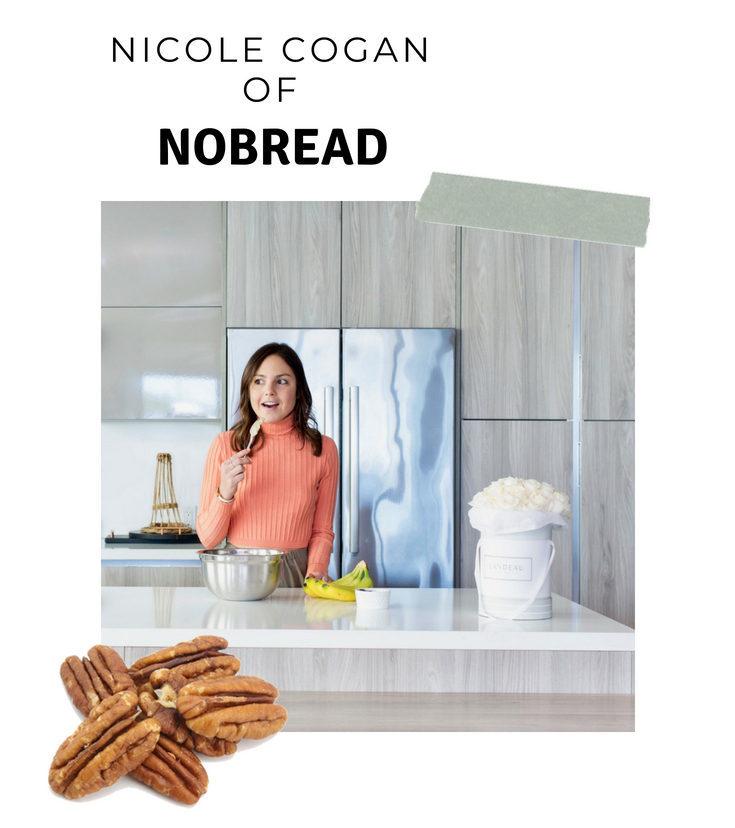 nicole cogan nobread interview