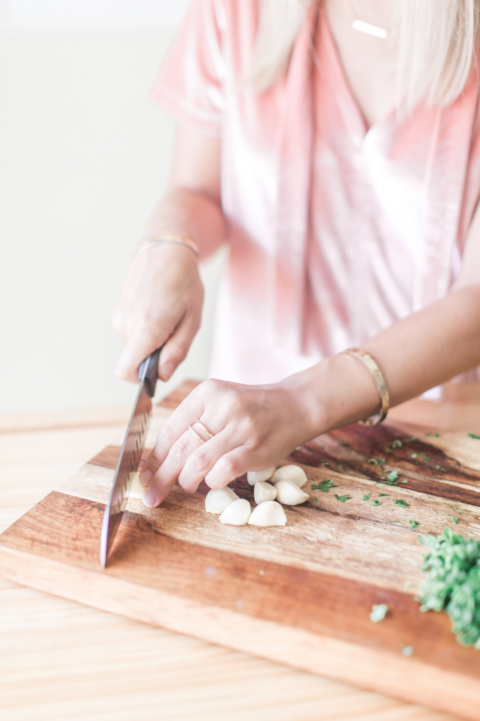 Garlic Clam Pasta Recipe