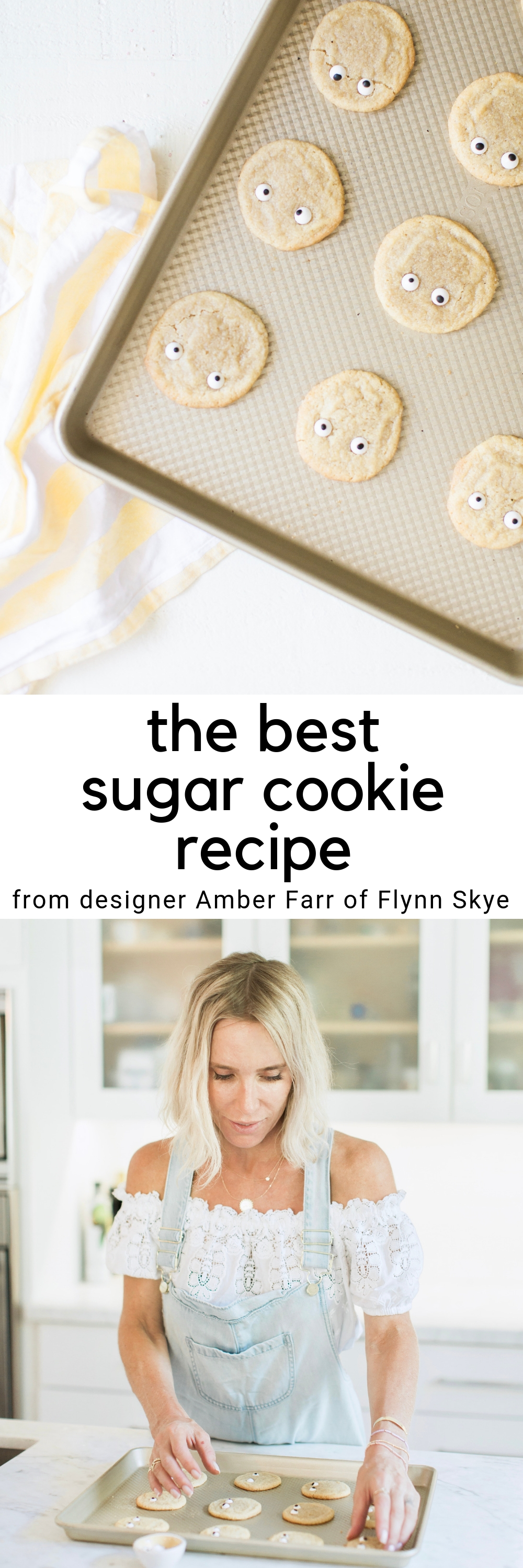 in the kitchen with amber Farr of Flynn skye