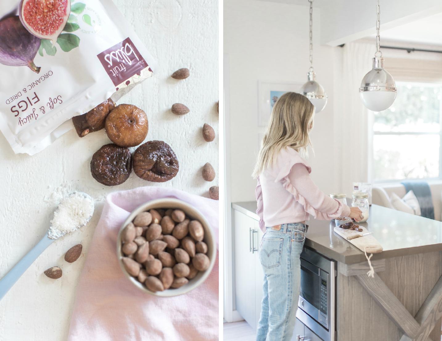 Lauren Scruggs Kennedy Fig Ball Recipe