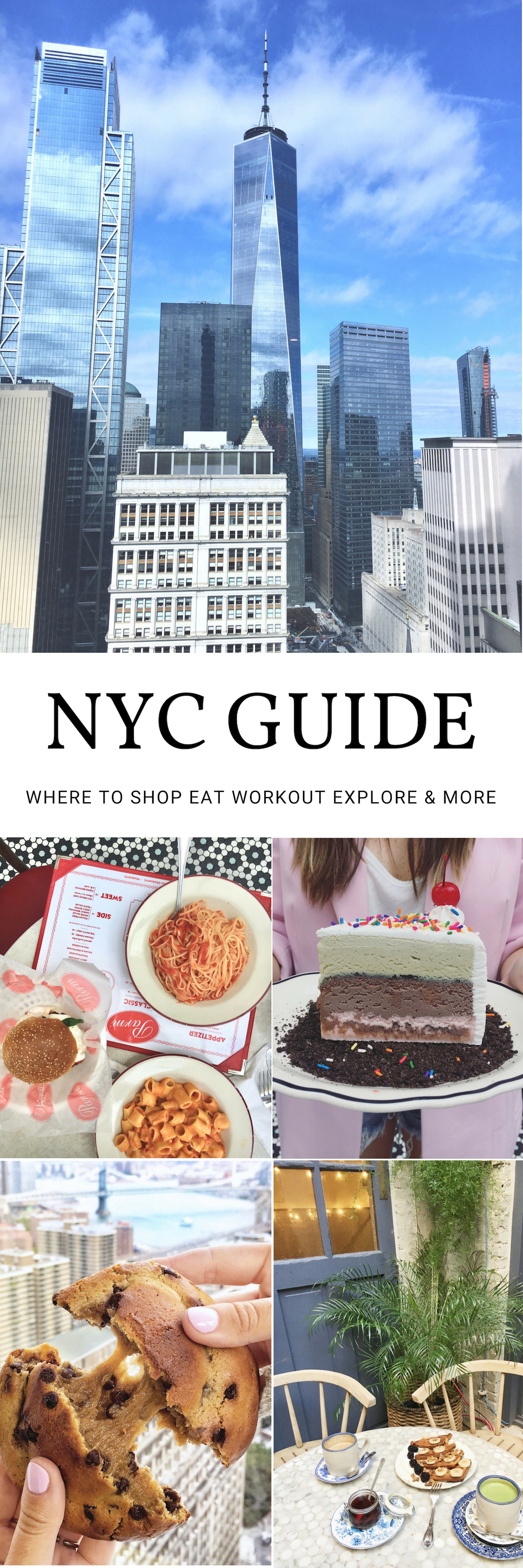 NYC GUIDE