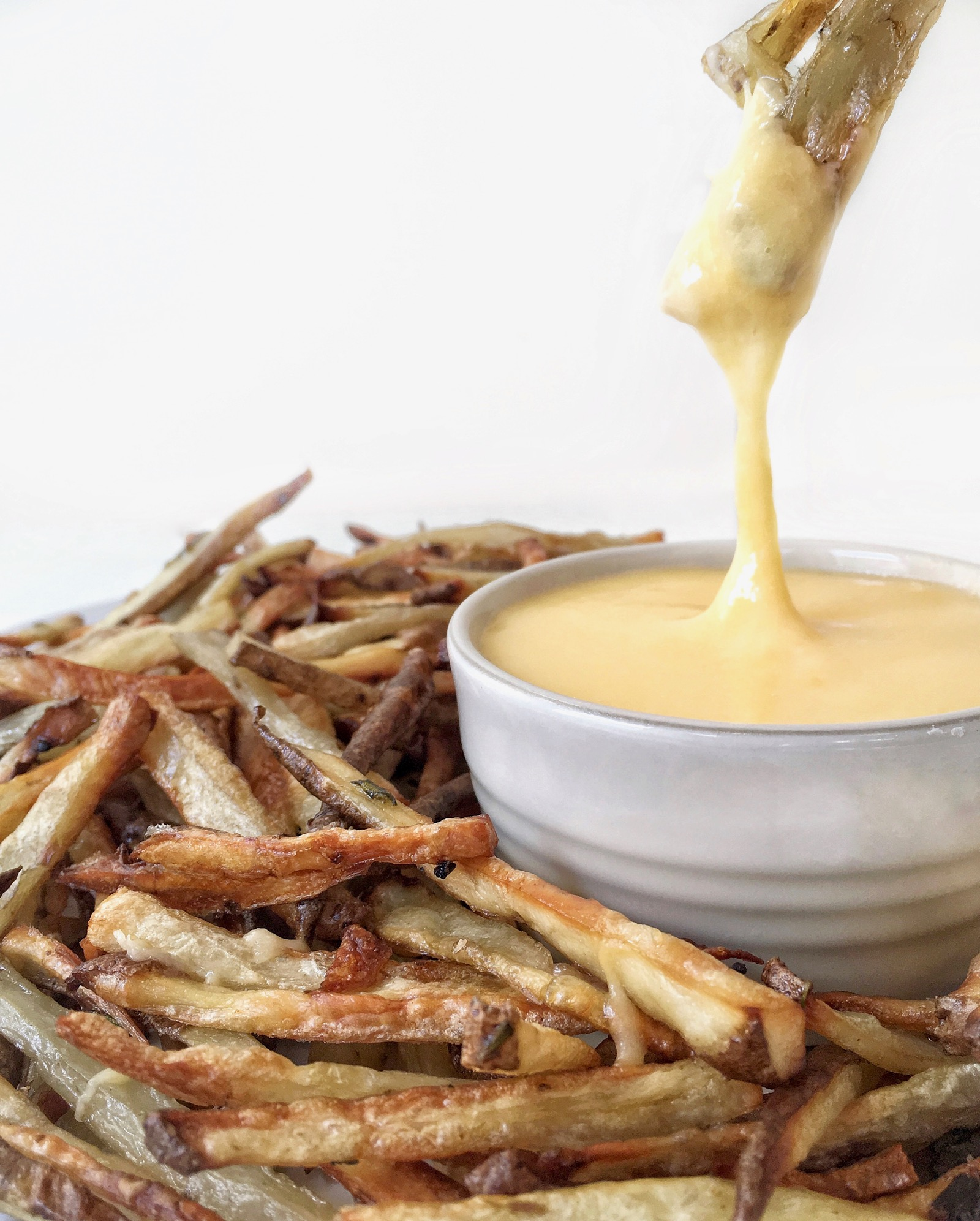 The Best Cheese Fry Recipe