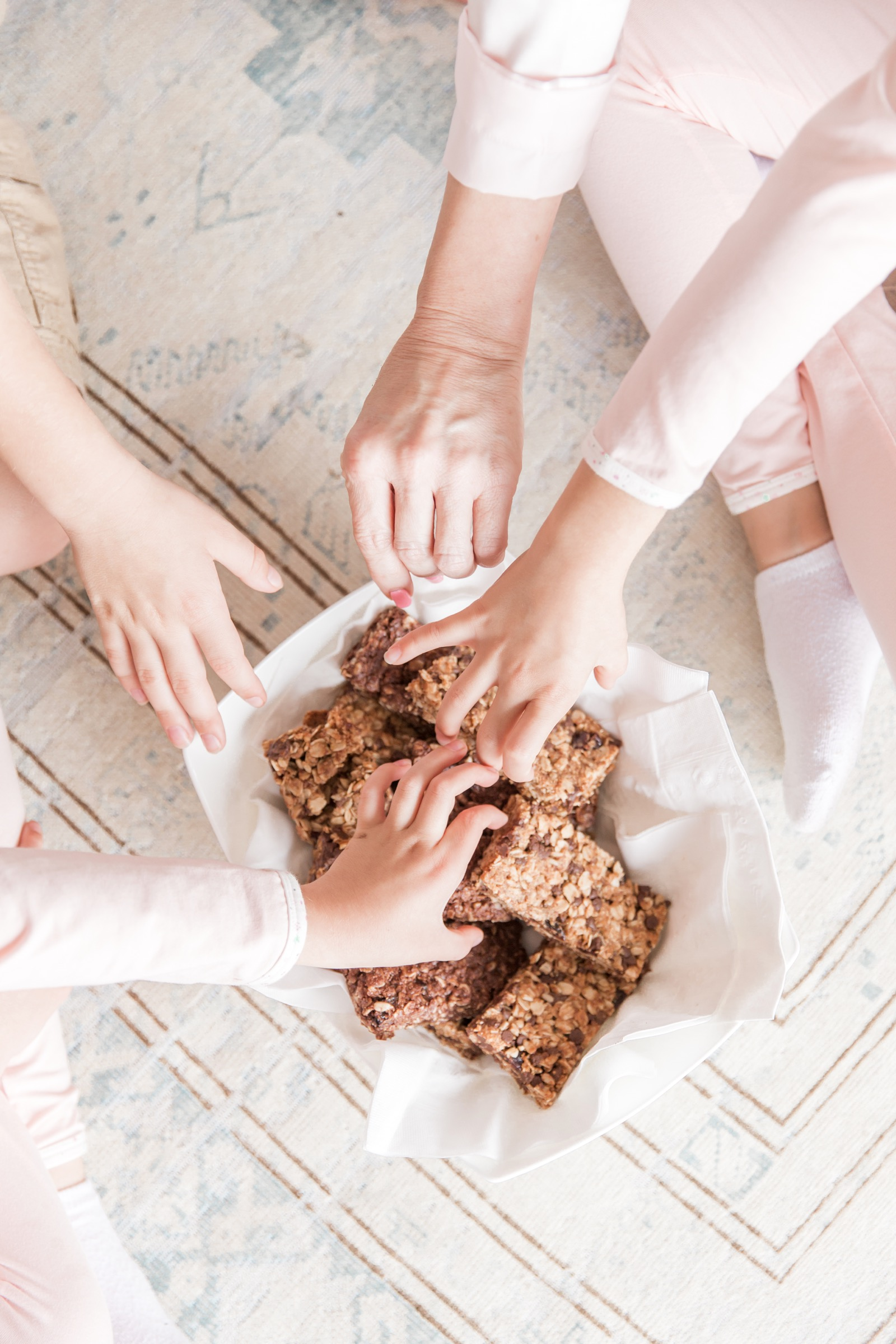 Nurse Jamie Homemade Granola Bars Recipe
