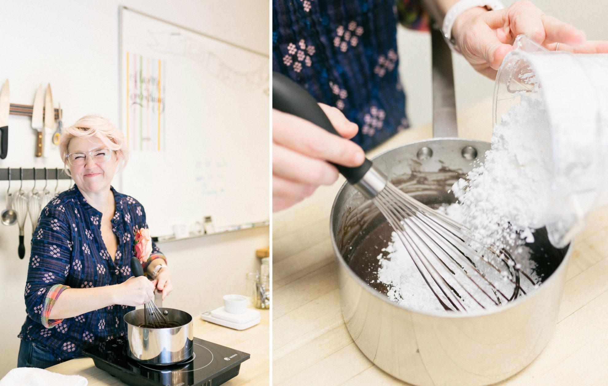 Cooking with Jeni's Ice Cream