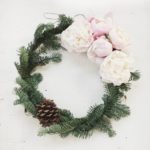DIY Flower Wreath Tutorial