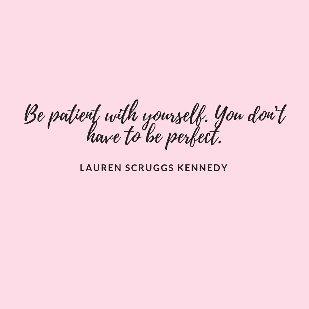 Lauren Scruggs Kennedy Interview Quote