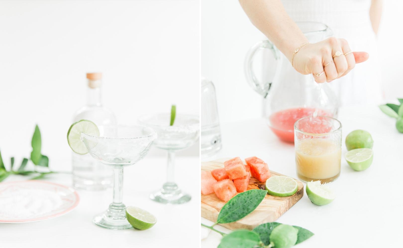 Easy Watermelon Margarita Recipe