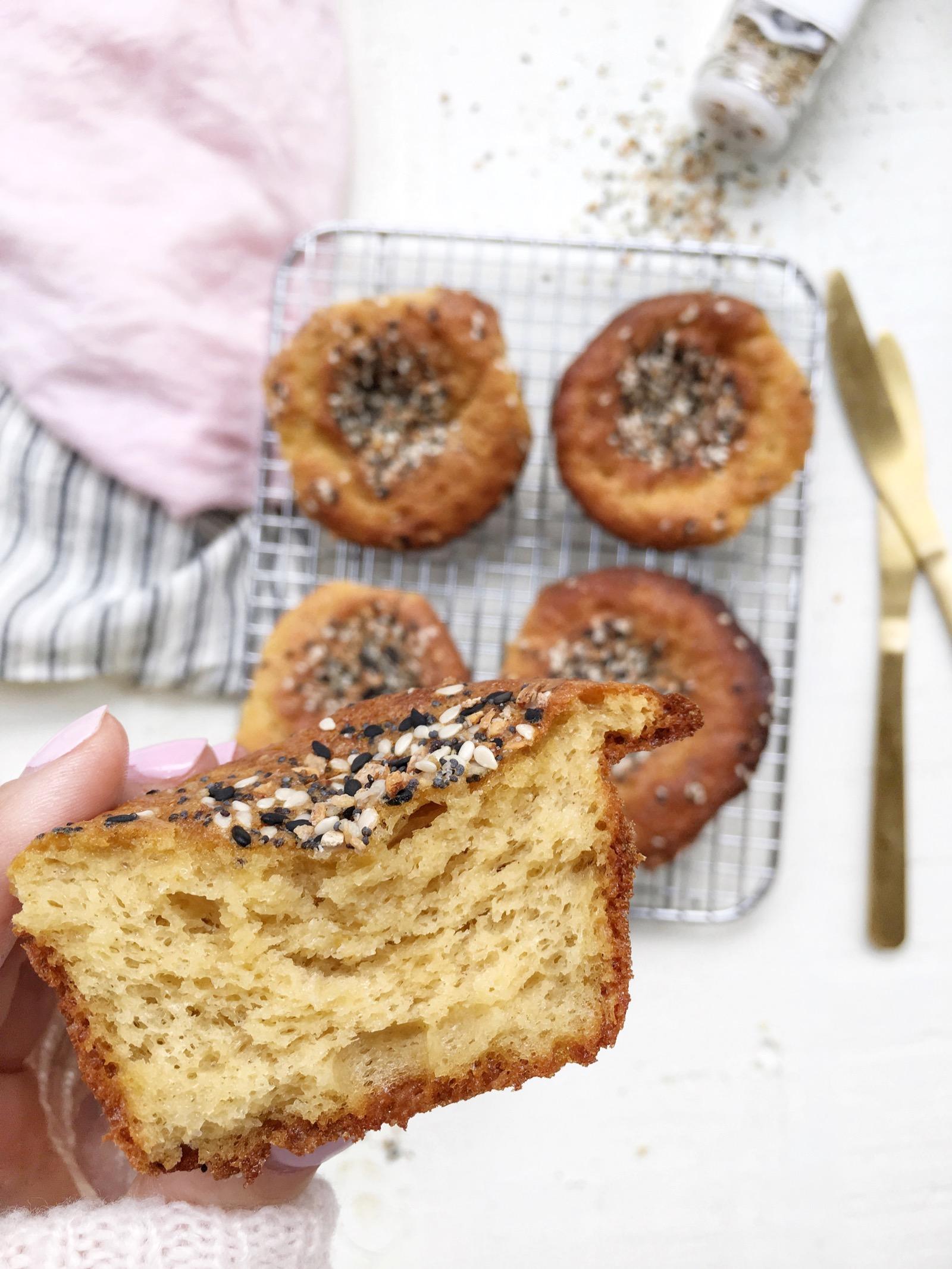 Inulin Muffin Recipe