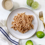 5 Minute Tahini Pad Thai Recipe