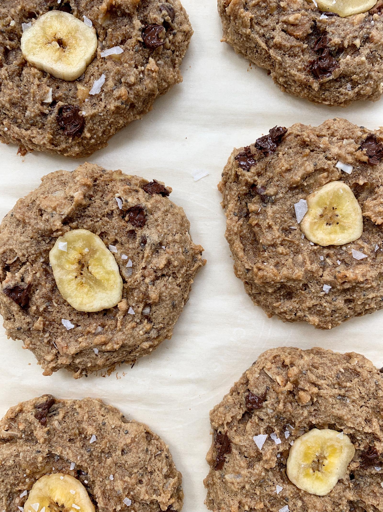 Chunky Monkey Cookie Recipe
