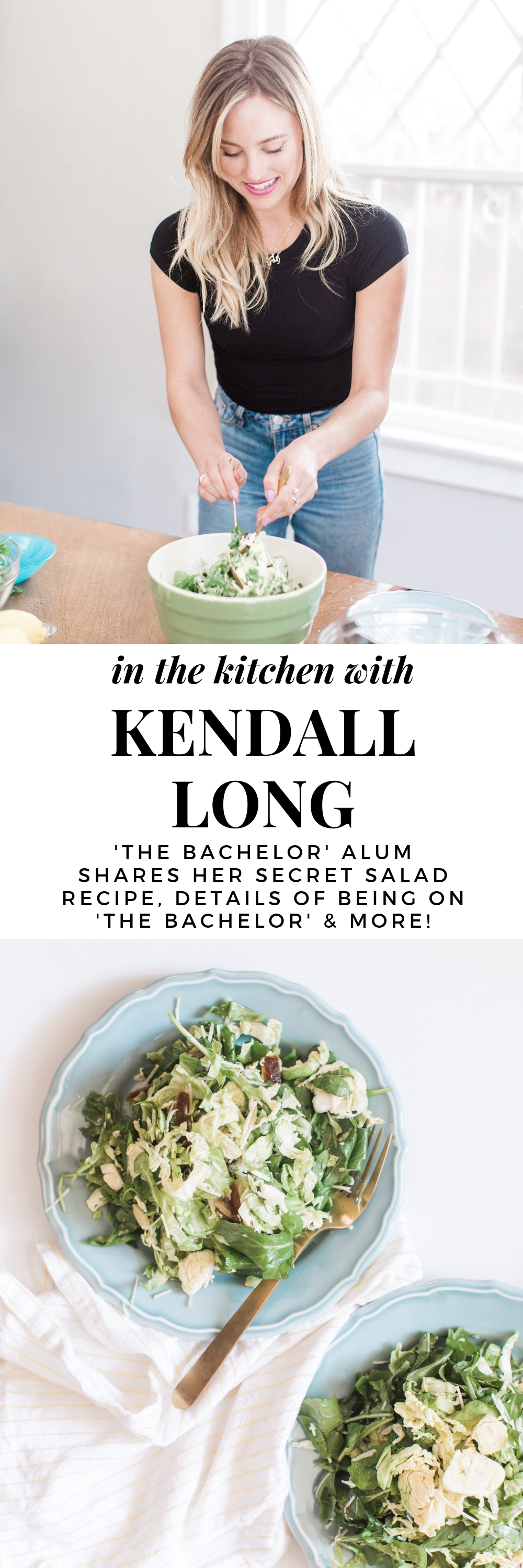 the bachelor kendall long interview
