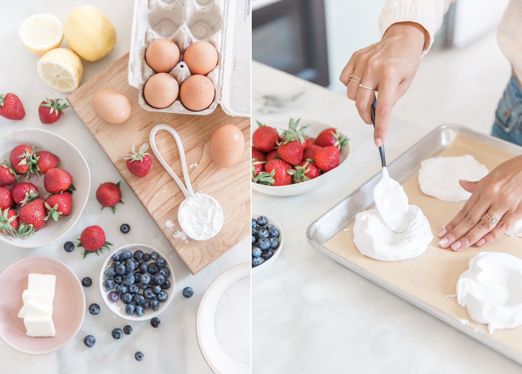 Fruit Meringue Recipe