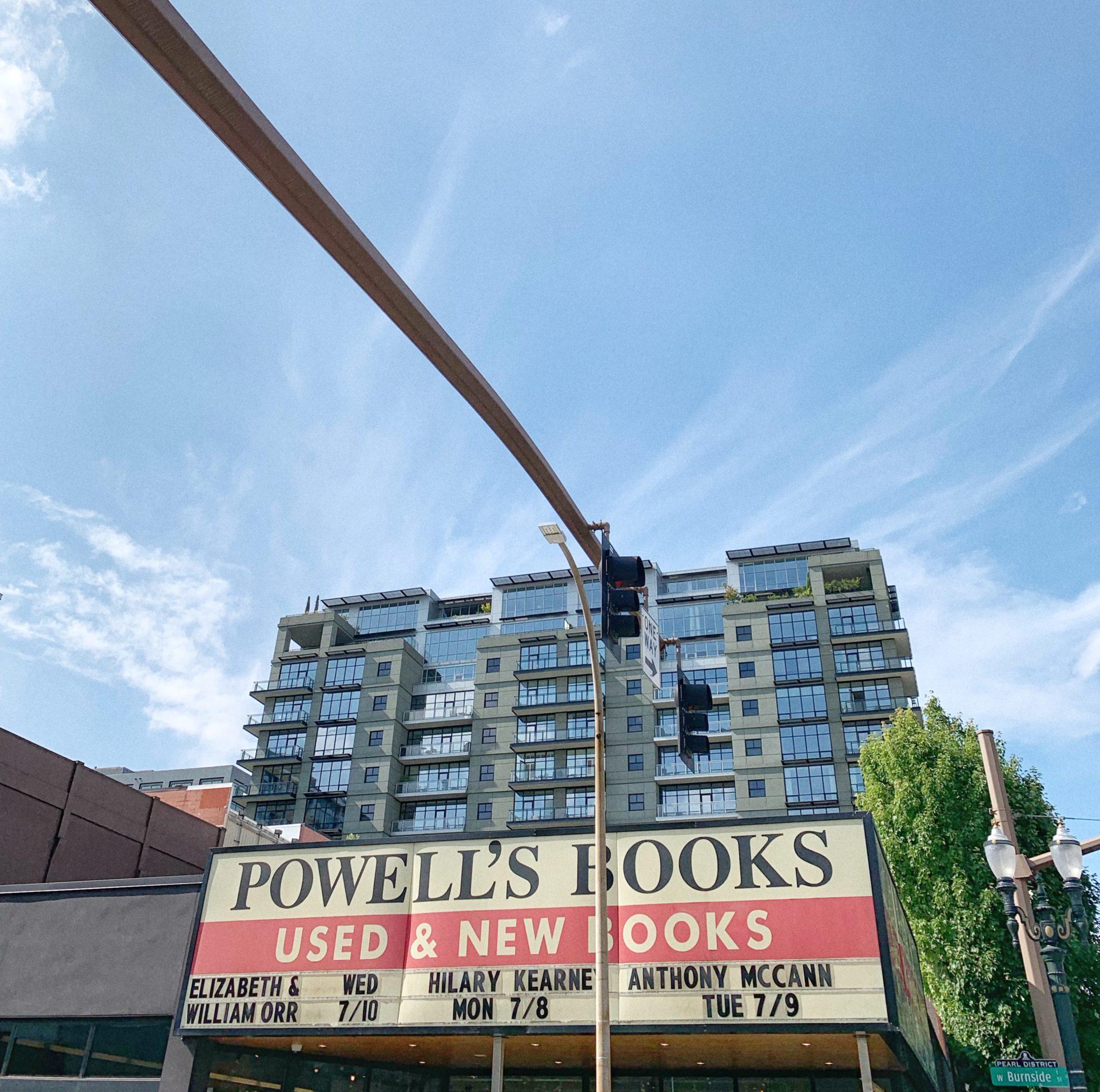 Powell's Books Portland Review