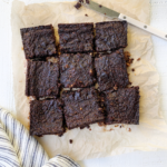 Better-For-You Flourless Fudgy Brownies