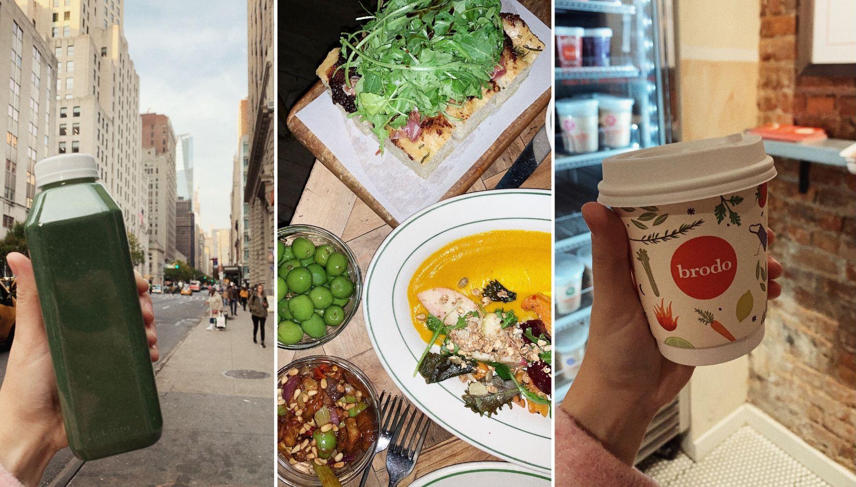 Best Healthy Food NYC