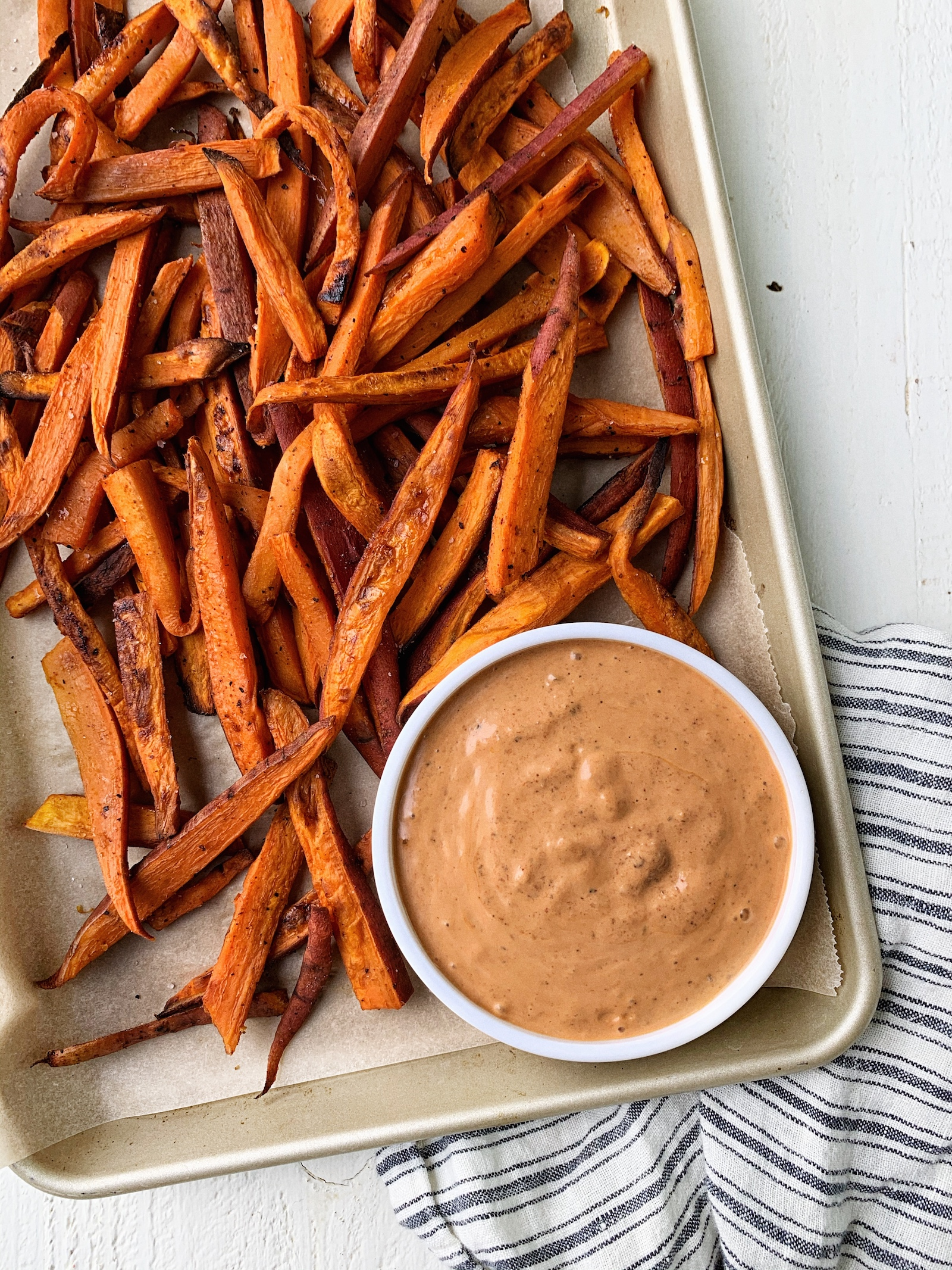 Easiest Way To Bake Sweet Potato Fries