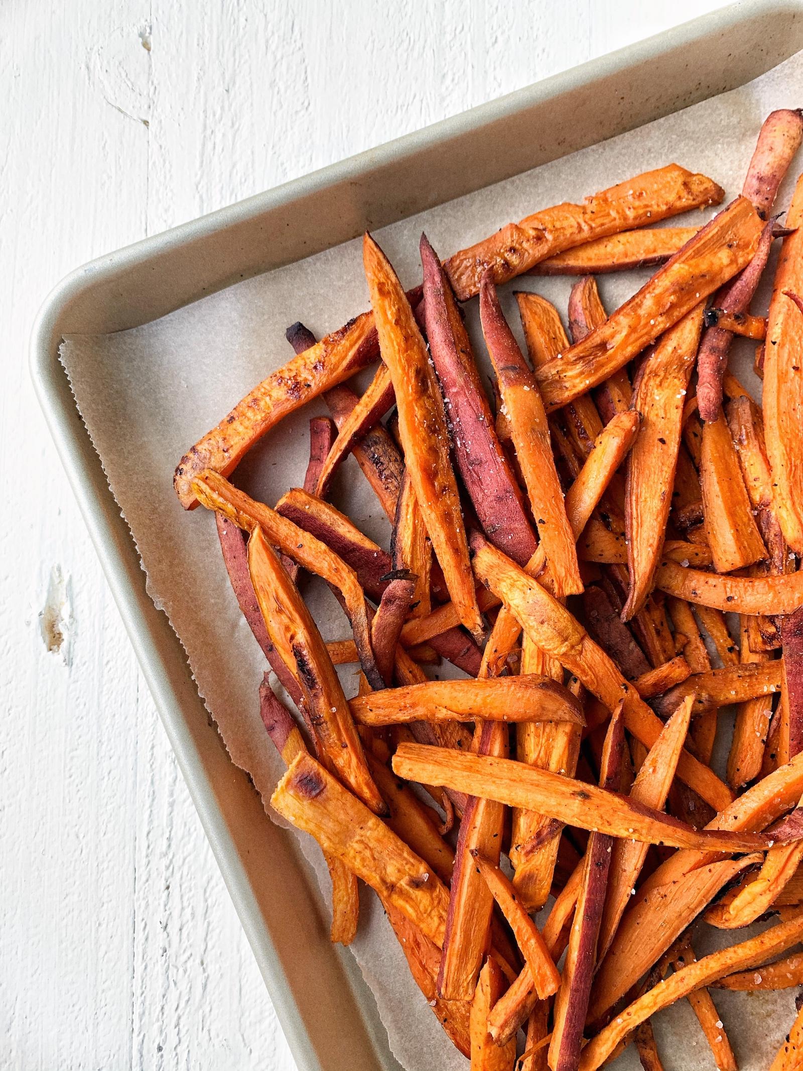 The Best Sweet Potato Fries Recipe