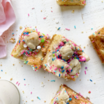 DŌ Founder's Sugar Cookie Dough Gooey Butter Cake Recipe