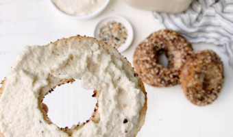 Vegan Cream Cheese Recipe