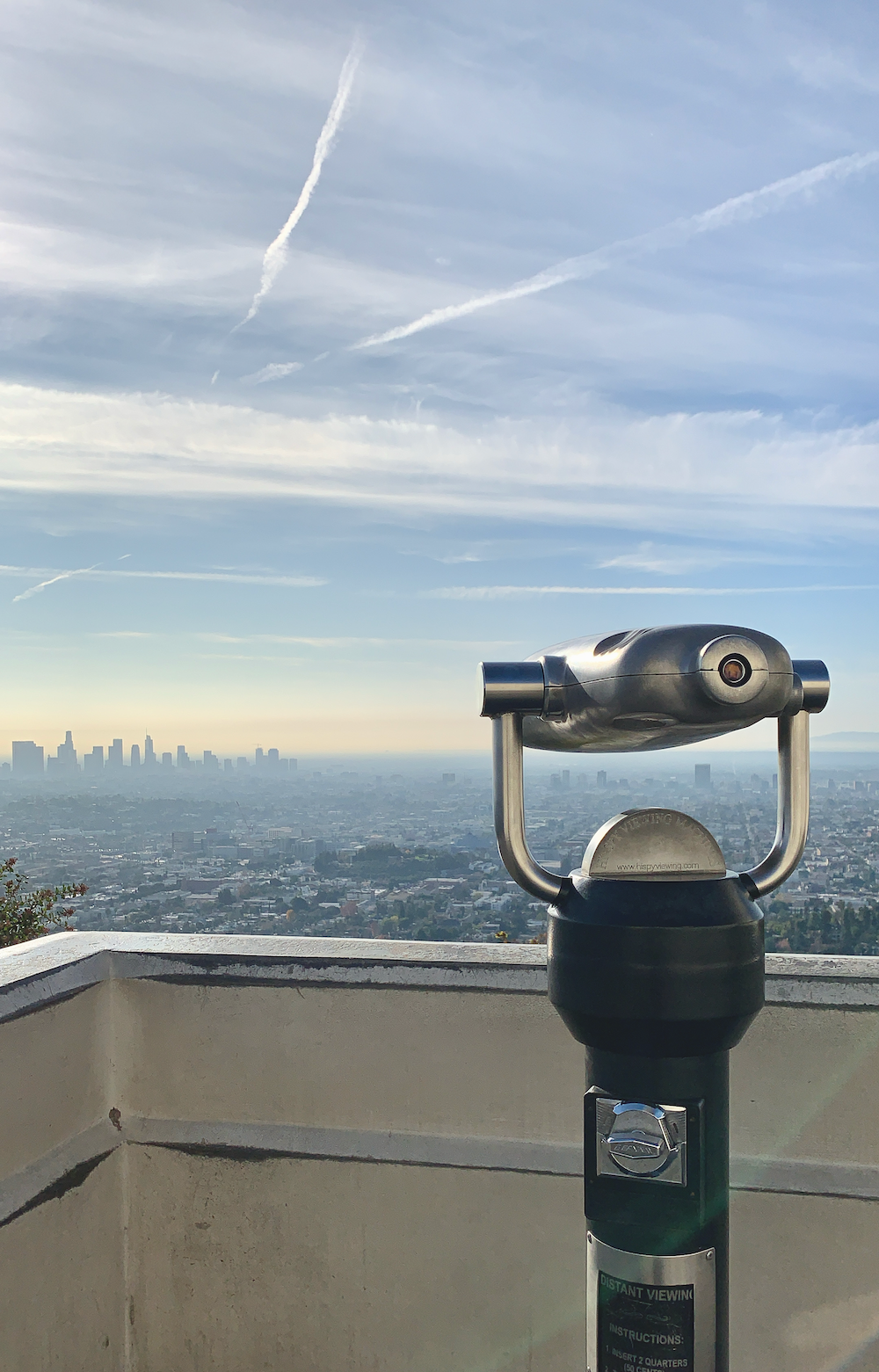 Griffith Observatory Los Angeles Guide