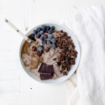 Chocolate Almond Butter Chia Seed Pudding Recipe