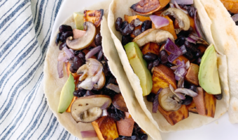 Healthy Simple Sweet Potato Tacos