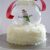Snow Globe Cake Tutorial