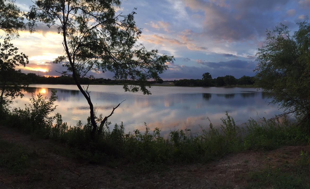 Sunrise at Parker's Pond