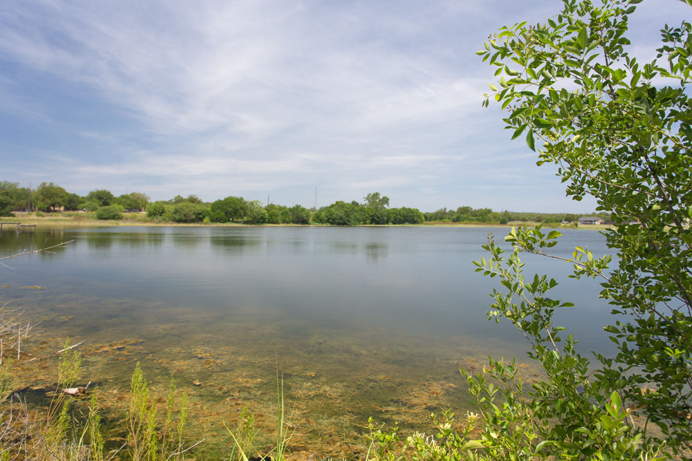 View of Parker's Large Pond