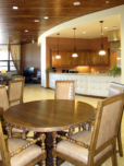 Academy Villas dining & kitchen