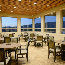 Dining RoomWebAcademy Villas Assisted Living Social Activities Rooms