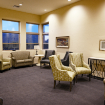 Academy Villas Assisted Living Social Activities Rooms