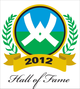 Waterville Valley Hall of Fame logo concept and design in New Hampshire