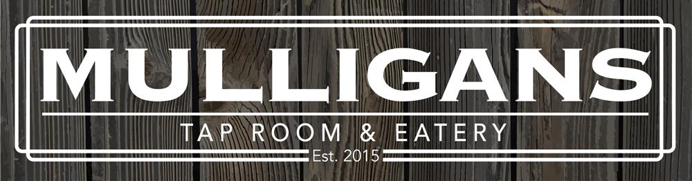 Mulligans restaurant in Waterville Valley New Hampshire logo design