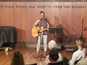 Music Speaks Louder Than Words @ Brooklyn Society for Ethical Culture
