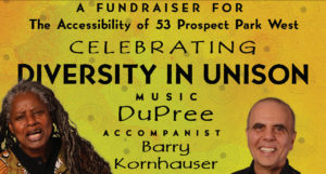 Celebrating Diversity in Unison Concert @ Brooklyn Society for Ethical Culture